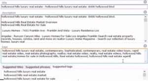 An illustration of a perfectly generated SEO-optimized title tags and descriptions for your keyword.